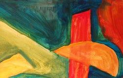 Abstracte texturen als achtergrond Royalty-vrije Stock Afbeelding