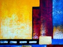 Abstracte textuur Stock Afbeeldingen