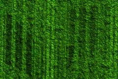 Abstracte textuur als achtergrond in groen met ruw patroon royalty-vrije stock afbeelding