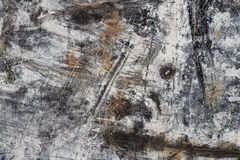 Abstracte Textuur Als achtergrond in Wit en Bruin op Zwarte I royalty-vrije stock foto