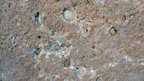 Abstracte textuur grunge oude bruine muur royalty-vrije stock afbeelding