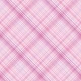 Abstracte textuur met geruit Schots wollen stofpatroon. Vectorachtergrond. Royalty-vrije Stock Foto's