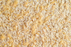Abstracte textuur van decoratief pleister vloeibaar behang Stock Foto