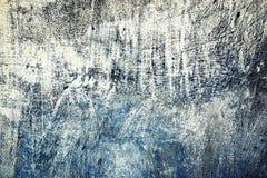 Abstracte textuur van oud pleister Stock Foto's