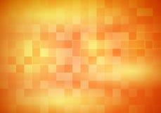 Abstracte transparante achtergrond met tegels en fla Royalty-vrije Stock Afbeeldingen