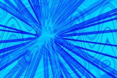 Abstracte uitbarsting. Royalty-vrije Stock Foto