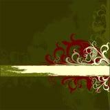 Abstracte uitstekende achtergrond Royalty-vrije Stock Foto's
