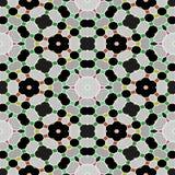 Abstracte uitstekende etnische naadloze textuur als achtergrond Abstracte naadloze geometrische patronen Royalty-vrije Stock Fotografie