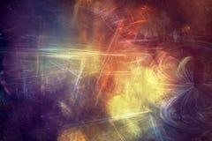 Abstracte Uitstekende Multicolored Heldere Textuurachtergrond vector illustratie