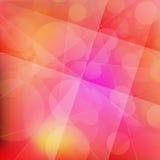 Abstracte valentijnskaartachtergronden stock fotografie