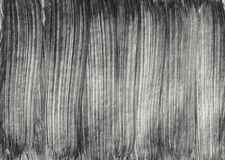 Abstracte van de de verfborstel van textuur zwart-witte strepen illustratio van het de kunstontwerp vector illustratie