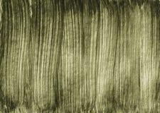 Abstracte van de de verfborstel van textuur zwart-witte strepen illustratio van het de kunstontwerp stock illustratie