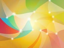 Abstracte vector als achtergrond Stock Foto's
