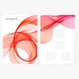 Abstracte vector kleurrijke achtergrond Royalty-vrije Stock Fotografie