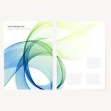 Abstracte vector kleurrijke achtergrond Royalty-vrije Stock Afbeelding