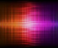Abstracte vector kleurrijke glanzende achtergrond Royalty-vrije Stock Fotografie