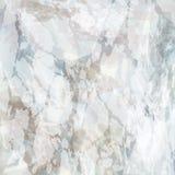 Abstracte vector marmeren textuurachtergrond Het witte grijze bruine patroon van de steenrots Aardeffect oppervlaktedecoratie Royalty-vrije Stock Fotografie