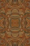 Abstracte vector stammen etnische achtergrond Stock Foto