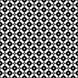 Abstracte vector zwart-witte herhaalde patronen, Royalty-vrije Stock Fotografie