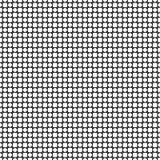 Abstracte vector zwart-witte herhaalde patronen, Stock Foto