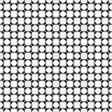 Abstracte vector zwart-witte herhaalde patronen, Royalty-vrije Stock Foto's