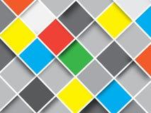Abstracte vectorachtergrond Royalty-vrije Stock Foto