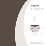 Abstracte vectorachtergrond vector illustratie