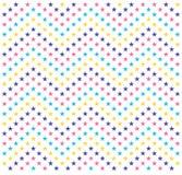 Abstracte vectorachtergrond Naadloos patroon Stock Foto