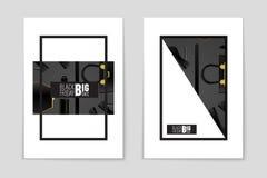 Abstracte vectorblack friday-lay-outachtergrond Voor creatief kunstontwerp, lijst, pagina, de stijl van het modelthema, banner, c Stock Afbeeldingen
