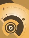 Abstracte VectorIllustratie Stock Fotografie