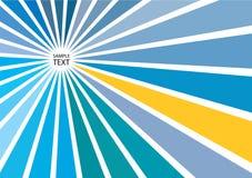 Abstracte vectorreeks als achtergrond Stock Afbeelding