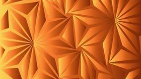 Abstracte veelhoekig Vector illustratie voor uw zoet water design royalty-vrije illustratie