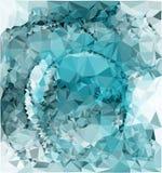Abstracte veelkleurige mozaïekachtergrond Het art. van de roosterklem Royalty-vrije Stock Fotografie