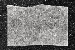 Abstracte verf Stock Foto