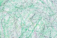 Abstracte verfkleur op canvasachtergrond stock fotografie
