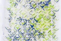Abstracte verfstructuur Stock Fotografie