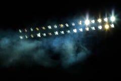 Abstracte verlichtingsachtergronden voor uw ontwerp Stock Foto's