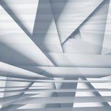 Abstracte vierkante digitale achtergrond, lichtblauwe 3d Stock Foto