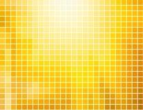Abstracte vierkante mozaïekachtergrond royalty-vrije illustratie