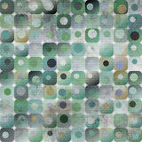Abstracte vierkanten Stock Foto's