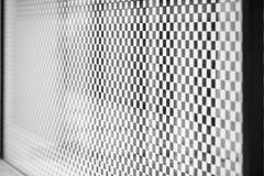Abstracte vierkantenachtergrond Royalty-vrije Stock Foto