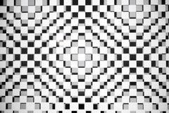 Abstracte vierkantenachtergrond Royalty-vrije Stock Fotografie