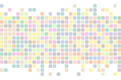Abstracte vierkantenachtergrond Het kan voor prestaties van het ontwerpwerk noodzakelijk zijn vector illustratie