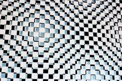 Abstracte vierkantentextuur Royalty-vrije Stock Afbeelding