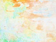 Abstracte vlek als achtergrond Stock Fotografie