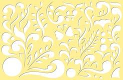 Abstracte vormachtergrond Royalty-vrije Stock Fotografie