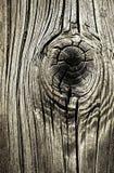 Abstracte vormen oude houten knopen Stock Afbeeldingen