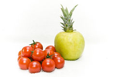 Abstracte vruchten Stock Foto's