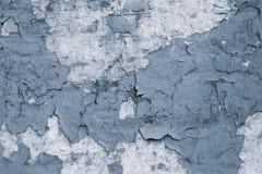 Abstracte vuile grijze vlokkige sjofele gipspleister voor bannerontwerp Gesloopte textuur De grijze achtergrond van de gipspleist royalty-vrije stock fotografie