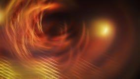 Abstracte warme vage kleuren Royalty-vrije Stock Foto